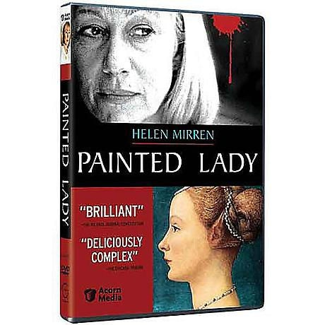 Painted Lady DVD