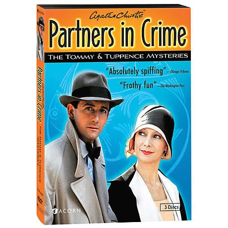 Partners in Crime: Tommy & Tuppence DVD