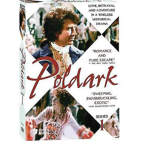 Poldark: Series 1 DVD