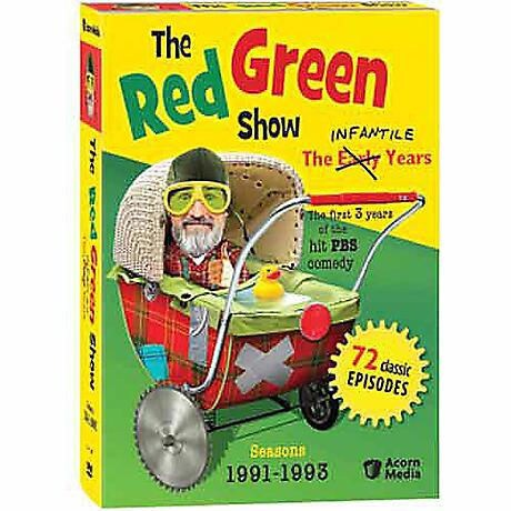 The Red Green Show: The Infantile Years