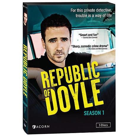 Republic of Doyle: Season 1 DVD