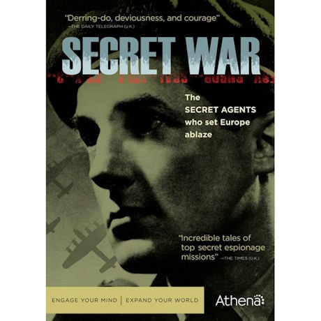 Secret War DVD