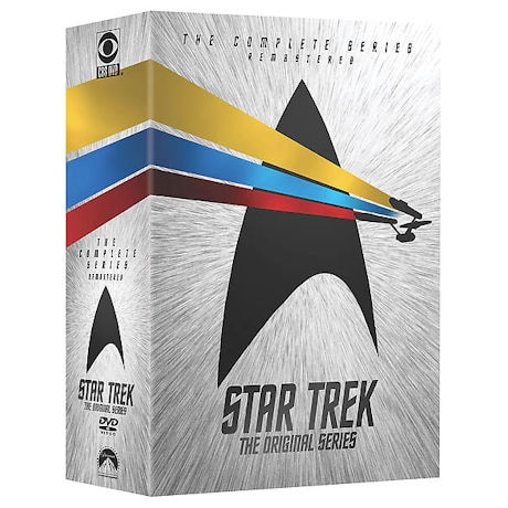 Star Trek: The Original Series Complete Collection DVD
