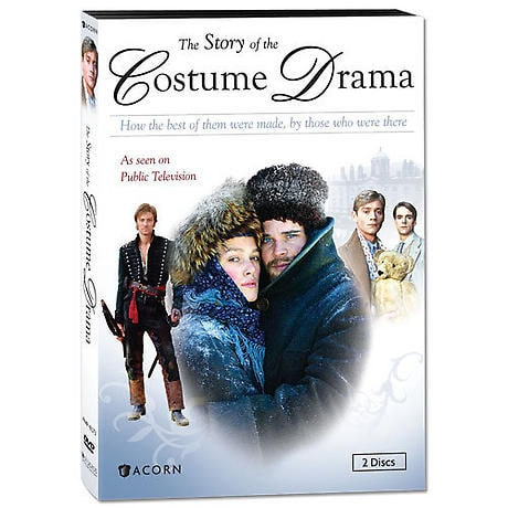 The Story of the Costume Drama DVD