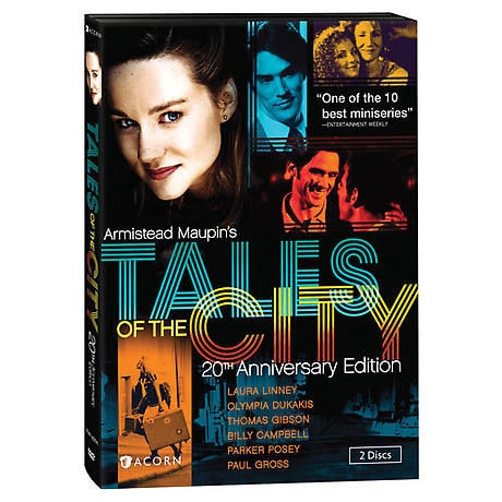 Tales of the City: 20th Anniversary Collection DVD