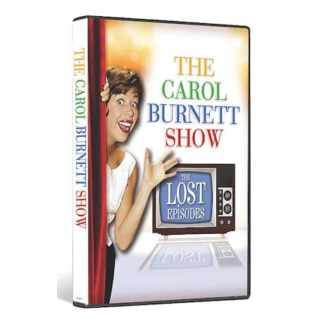 The Carol Burnett Show: The Lost Episodes DVD