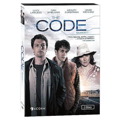 The Code: Season 1 DVD