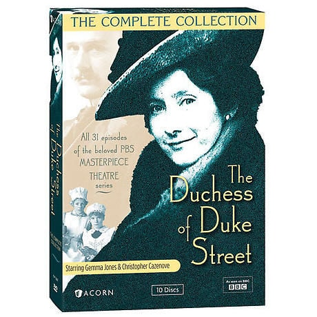 The Duchess of Duke Street: The Complete Collection DVD