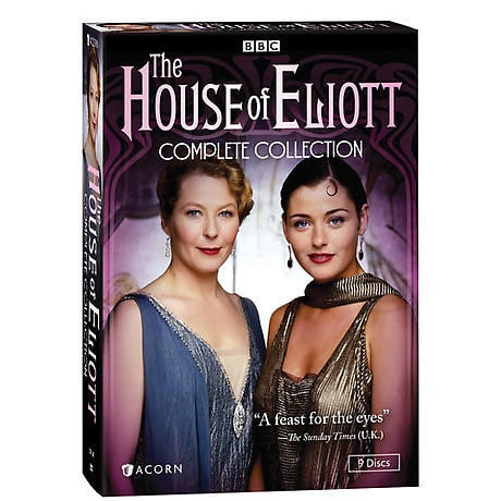 The House of Eliott: Complete Series DVD