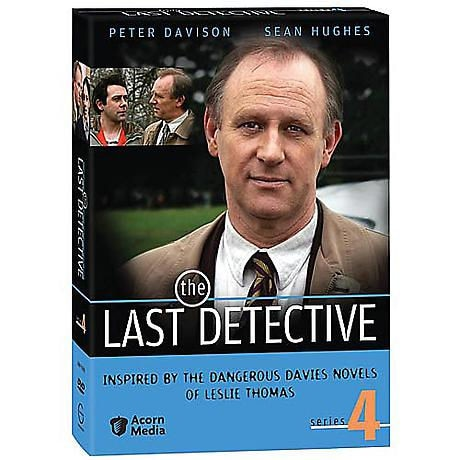 The Last Detective: Series 4 DVD