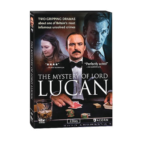 The Mystery of Lord Lucan DVD