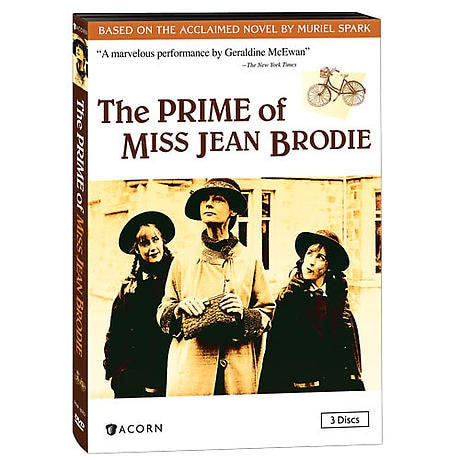 The Prime of Miss Jean Brodie DVD