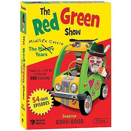 Red Green: The Mid-Life Crisis Years