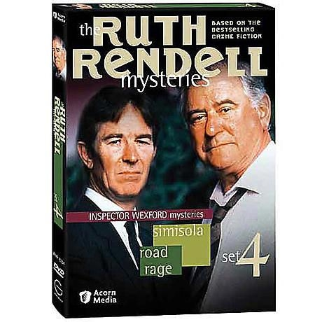 The Ruth Rendell Mysteries: Set 4
