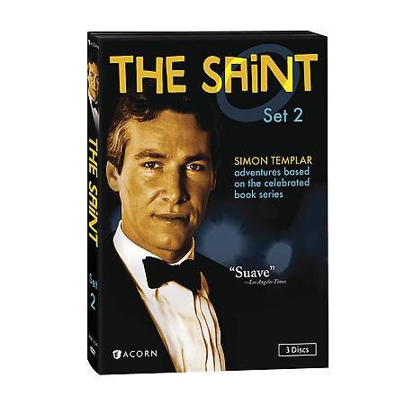 The Saint: Set 2 DVD