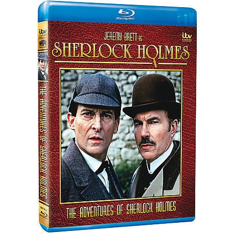 The Adventures of Sherlock Holmes  DVD & Blu-ray