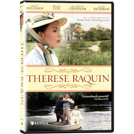 Therese Raquin DVD