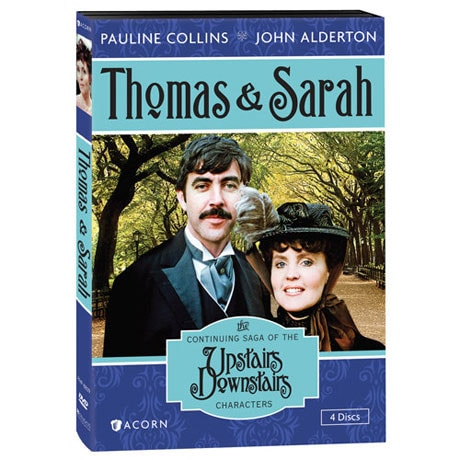 Thomas and Sarah DVD