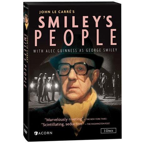 Smiley's People DVD & Blu-ray