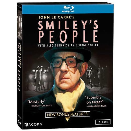 Smiley's People DVD & Blu-ray