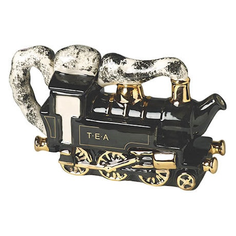 Tony Carter Steam Locomotive Teapot