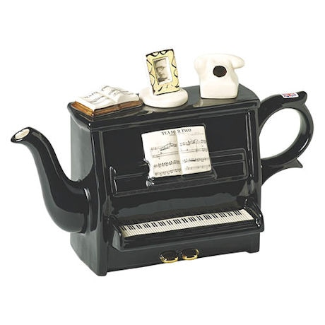 Tony Carter Upright Piano Teapot