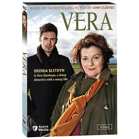 Vera: Set 1 DVD