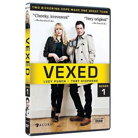 Vexed: Series 1 DVD