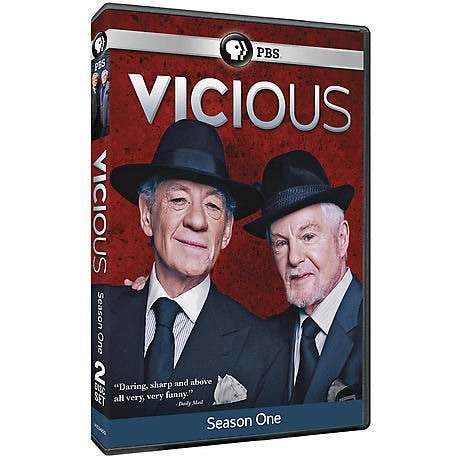 Vicious: Season One DVD