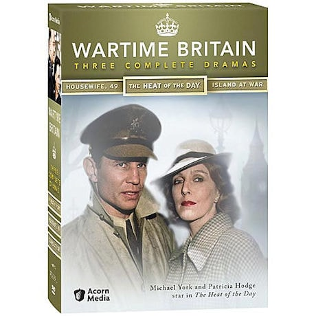 Wartime Britain:  Three Complete Dramas