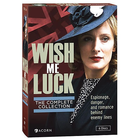 Wish Me Luck: The Complete Collection DVD