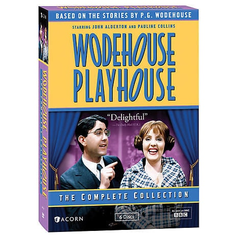 Wodehouse Playhouse: Complete Collection DVD