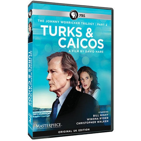 Worricker Part 2: Turks & Caicos  DVD & Blu-ray