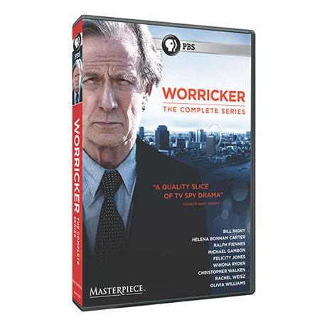 Worricker: The Complete Series