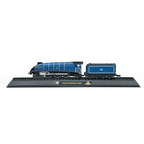 UK Diecast Trains - Mallard Train