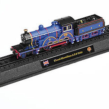 UK Diecast Trains - Claude Hamilton