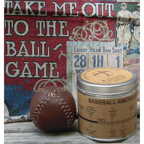 Vintage-Style Baseball