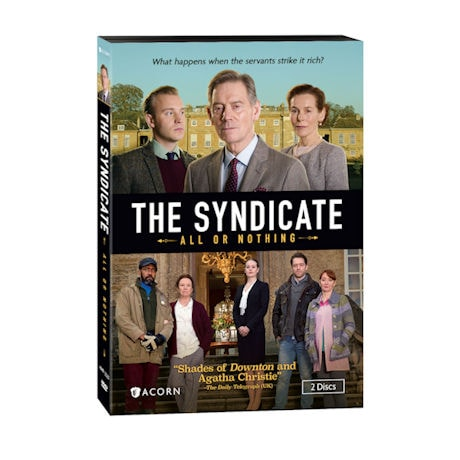 The Syndicate - All or Nothing DVD
