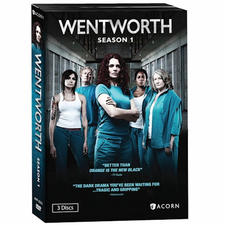 Wentworth: Season 1