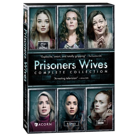 Prisoners Wives: Complete Collection DVD