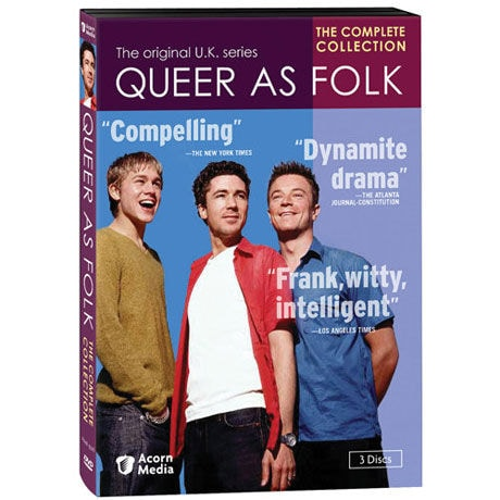 Queer as Folk: The Complete Collection