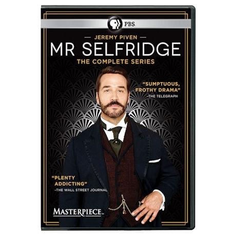 Mr. Selfridge: The Complete Series