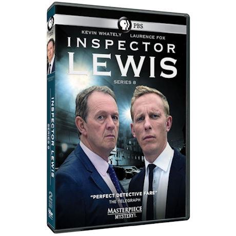Inspector Lewis Series 8