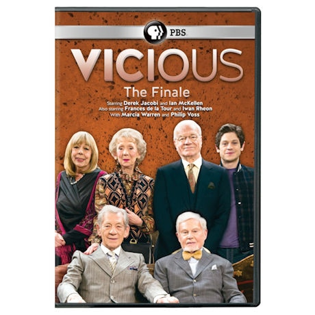 Vicious: Finale Special DVD