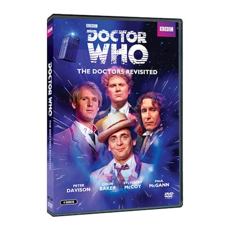 Doctor Who: The Doctors Revisited Collection - Fifth-Eighth