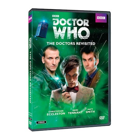 Doctor Who: The Doctors Revisited Collection - Ninth-Eleventh DVD