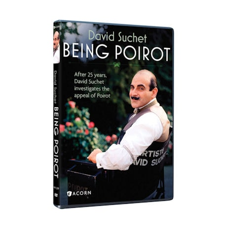 David Suchet: Being Poirot DVD