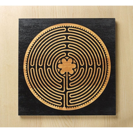Chartres Cathedral Labyrinth - Tabletop