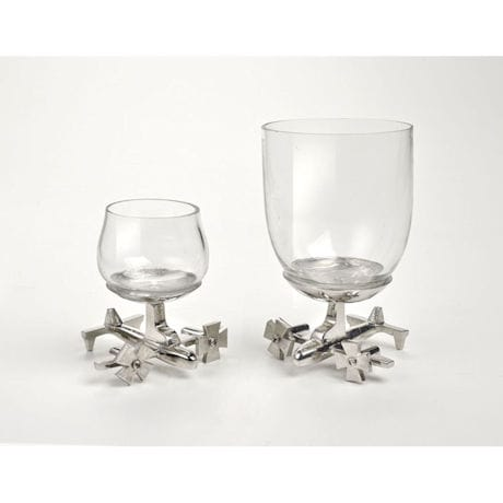 Airplane Barware Wine Glass