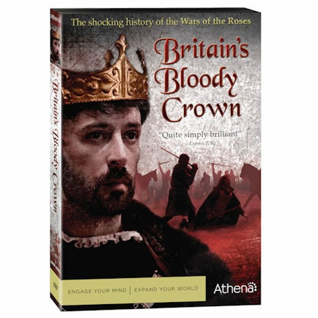Britain's Bloody Crown DVD